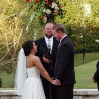Photo taken at Greystone Country Club by Clay C. on 10/26/2013