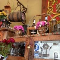 Снимок сделан в Кафе 1 / Cafe 1 пользователем Natali K. 6/10/2013
