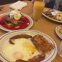Photo taken at IHOP by Stroumph on 4/28/2017