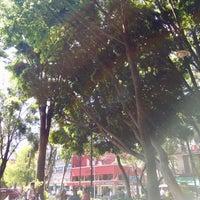 4/14/2018 tarihinde Mauricio V.ziyaretçi tarafından Centro Histórico de Coyoacán'de çekilen fotoğraf