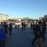 Photo taken at Aksaray AVM by KZM G. on 6/24/2014
