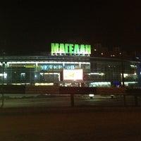 Photo taken at Magelan Mall by Юра Б. on 4/11/2013