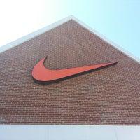 Photo taken at Nike by Kaylin M. on 4/6/2013