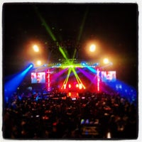 Photo taken at Mall of Asia Arena by John B. on 11/22/2013