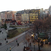 Photo taken at Best Western Karl Johan Hotell by Ana H. on 11/28/2013