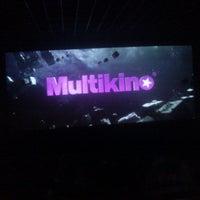 Photo taken at Multikino by Marius K. on 5/17/2013