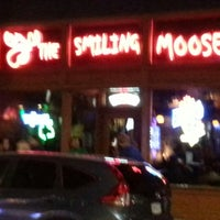 Photo taken at The Smiling Moose by Mark D. on 4/13/2013