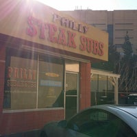Photo taken at Philly Steak Subs by Pam L. on 1/27/2014
