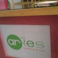 Photo taken at Estetica Aries by Jane R. on 3/22/2013