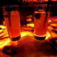 Photo taken at Restaurant Bar Kabana by Myriam V. on 3/25/2013