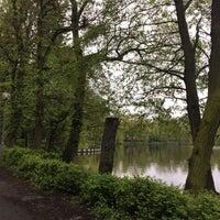 Photo taken at Schäfersee by Zhenya K. on 5/4/2017