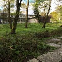 Photo taken at Schäfersee by Zhenya K. on 4/16/2017
