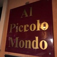 Photo prise au Al Piccolo Mondo par Geoffrey B. le2/22/2017