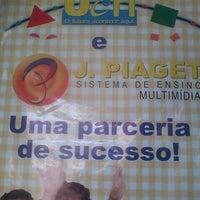 Photo taken at Ucri - Universidade da Crianca by Eleny P. on 3/21/2013