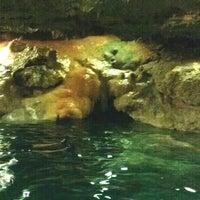Das Foto wurde bei Cenote San Ignacio von Miguel Angel S. am 3/29/2013 aufgenommen