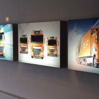 Photo prise au DAF Trucks par Rik M. le8/12/2015