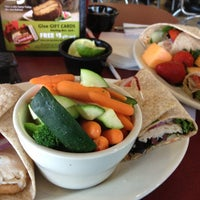 Photo taken at Jason's Deli by Tiffany💖💜 on 10/16/2012