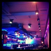 Photo taken at POSH lounge Café by Darya C. on 9/12/2013