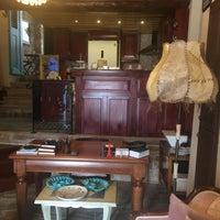 Photo taken at Filizi Butik Otel by Senol K. on 5/20/2016