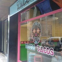 Photo taken at Tacos Tacos by Ote L. on 5/28/2013