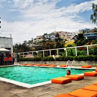Photo taken at Andaz West Hollywood by Ed M. on 7/5/2013