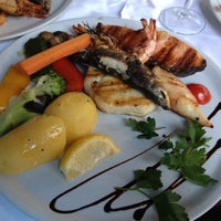 Photo taken at Churrascaria O Frango by Bogdan on 9/21/2014