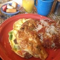 Photo taken at Sunflower Diner by Stella C. on 5/18/2013