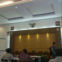 Photo taken at Kantor Satker PK-PAM Jateng Direktorat Jenderal Cipta Karya by nina a. on 6/10/2013