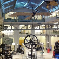 Photo taken at Vienna Technical Museum by Sonja on 11/21/2012
