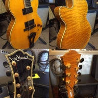 Photo taken at Guitars United by Guitars U. on 8/28/2015