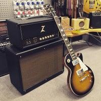Photo taken at Guitars United by Guitars U. on 9/12/2015