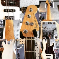 Photo taken at Guitars United by Guitars U. on 8/11/2015