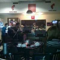 Photo taken at Bizz Cafe by Cristian S. on 10/26/2012