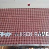 Photo taken at Ajisen Ramen by James R. on 3/26/2013
