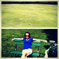 Photo taken at Lake Park Golf Course by Chris W. on 6/16/2013