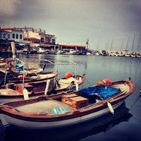 4/4/2013 tarihinde Rüya Y.ziyaretçi tarafından Urla İskele'de çekilen fotoğraf