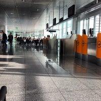 Photo taken at Terminal 2 by Tariq B. on 4/8/2013