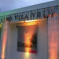 Photo taken at Teatro Vila Velha by [Tim Beta] Jil S. on 4/25/2013