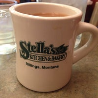 Photo taken at Stella's Kitchen & Bakery by Lucas L. on 11/27/2013