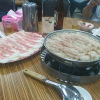 Das Foto wurde bei 長白小館 von naicoco am 11/22/2014 aufgenommen