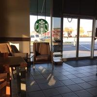 Photo taken at Starbucks by Tony N. on 10/30/2016