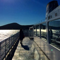 Photo taken at Sturdies Bay Ferry Terminal by Anders F. on 9/12/2015