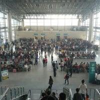 Photo taken at 杭州汽车客运中心 Hangzhou Passenger Transport Center by Howard W. on 10/3/2012