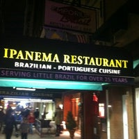 Photo taken at Ipanema Restaurant by JM L. on 11/4/2012
