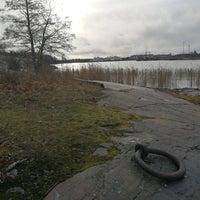 Foto tirada no(a) Mustikkamaa / Blåbärslandet por Jukka N. em 11/12/2017