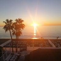 Снимок сделан в Playa Miguel Beach Club пользователем Jukka N. 12/30/2017