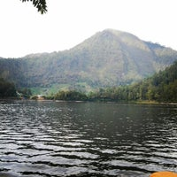 Photo taken at Telaga Sarangan by svr s. on 12/30/2012