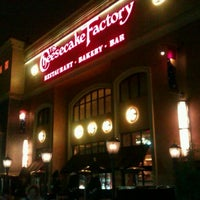 Photo taken at Cheesecake Factory by Asholiday on 10/6/2012