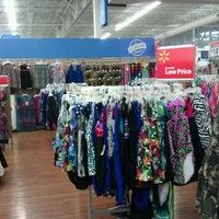 Photo taken at Walmart Supercenter by Asholiday on 10/22/2012