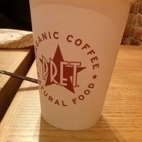 Photo taken at Pret A Manger by Asholiday on 3/22/2014